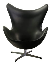 Image of Vinyl Wingback Chairs