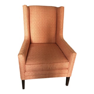 Mitchell Gold Modern Club Chair For Sale