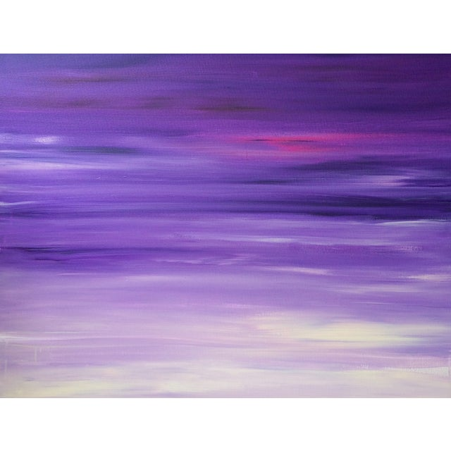 'Sweet Surrender' Original Abstract Painting - Image 6 of 8