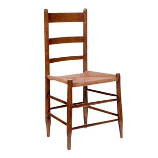Single Ladder Back Chair