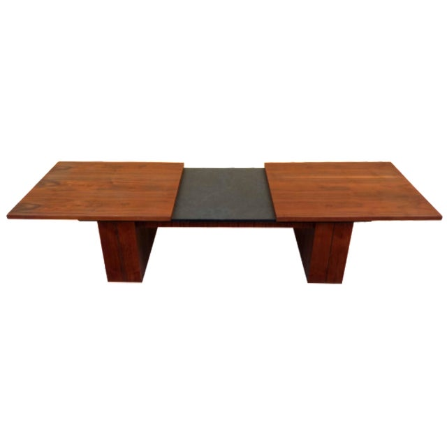 Mid-Century Expanding Coffee Table - Image 1 of 5
