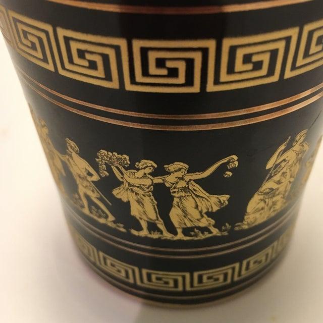 Neofitou 24k Gold Greek Key Mugs - Set of 4 - Image 4 of 9