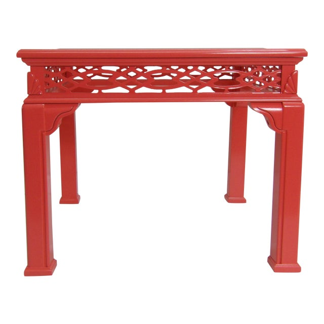 Contemporary Coral Class Top, Decorative Coffee Table For Sale