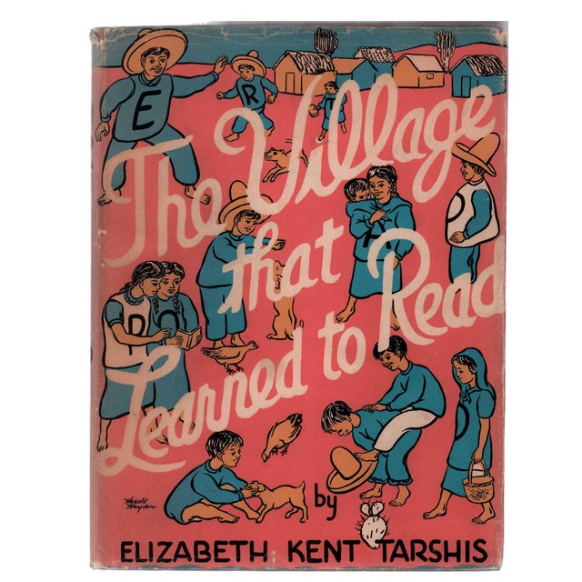 1940s The Village That Learned to Read For Sale In Atlanta - Image 6 of 6