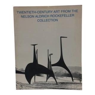 1969 Twentieth Century Art Nelson Rockefeller MoMA Book For Sale