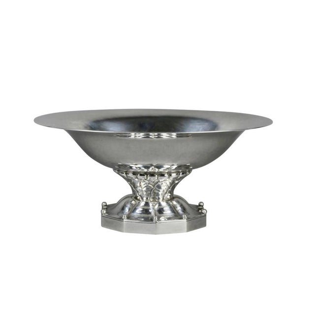 Georg Jensen Sterling Candy Dish For Sale In Boston - Image 6 of 6