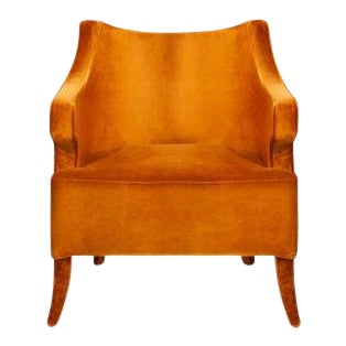 Covet Paris Java Accent Chair For Sale