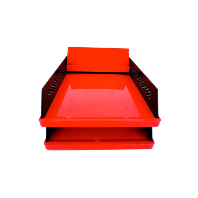 Barbieri e Marianelli for Rexite 3-Piece Designer Desk Set - Image 4 of 10