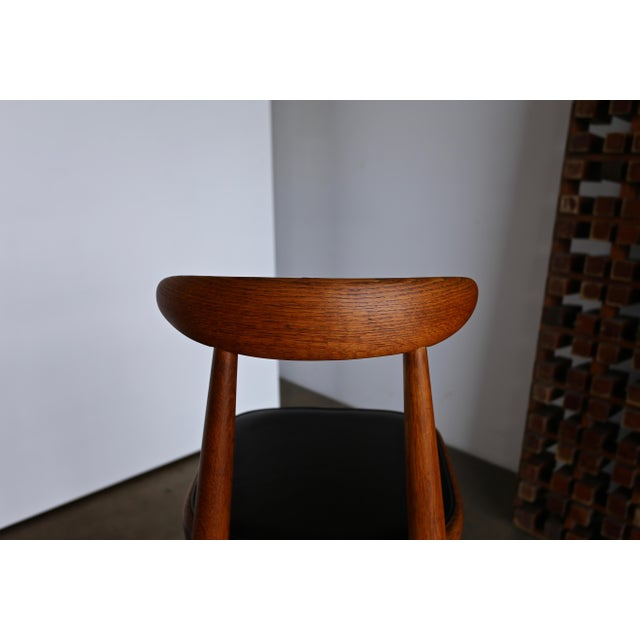 Vilhelm Wohlert for Stolefabriken Odense Danish Stools- Set of 3 For Sale - Image 10 of 13