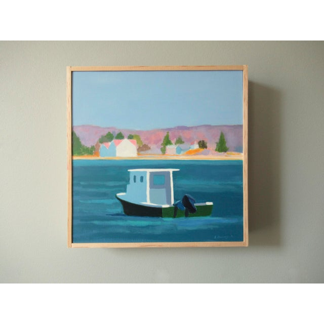 Anne Carrozza Remick Harbor by Anne Carrozza Remick For Sale - Image 4 of 6