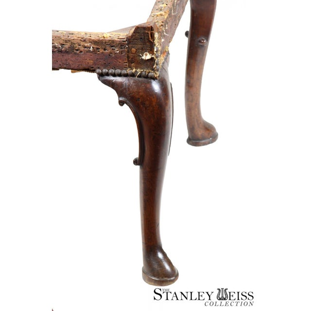 Mahogany Queen Anne Side Chair - Image 6 of 10