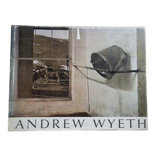 Richard Meryman's, Andrew Wyeth First Edition/First Printing Book With Dust Cover For Sale