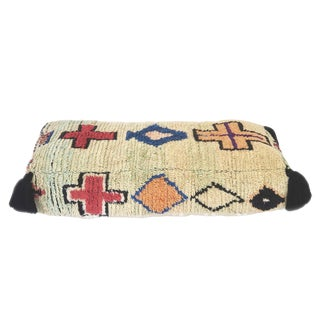 1980s Moroccan Floor Cushion For Sale