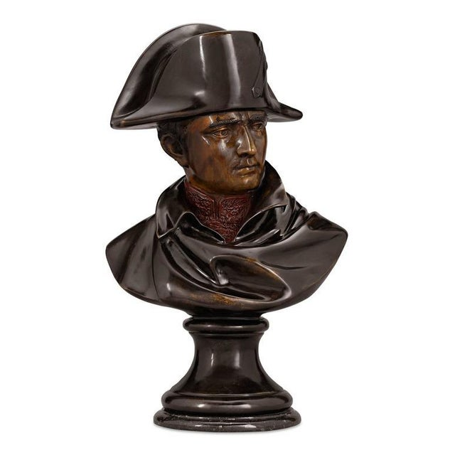 Bronze Bust of Napoléon as General For Sale In New Orleans - Image 6 of 6
