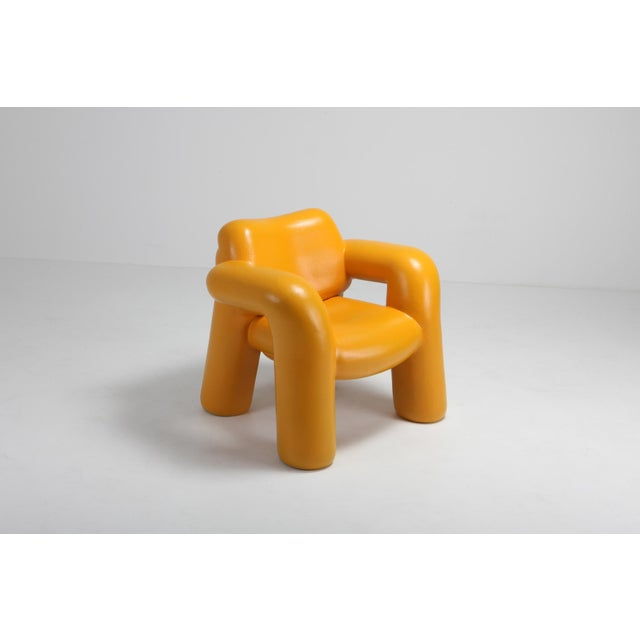 Contemporary Blown-Up Chair by Schimmel & Schweikle For Sale - Image 3 of 11