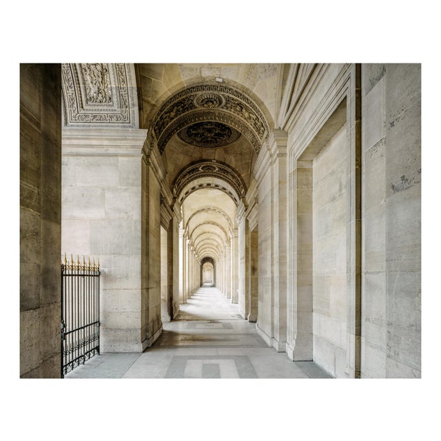 The Louvre I Original Photography Print For Sale