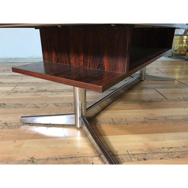 Mid Century Tile Top Coffee Table - Image 5 of 7