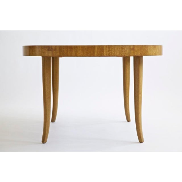 1940s Edward Wormley Dining Table For Sale - Image 5 of 10