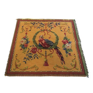 French Parrot Wall Tapestry