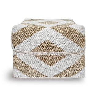 Bamboo Beaded Box Large Preview