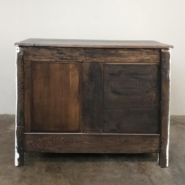 18th Century Country French Provincial Painted Buffet For Sale - Image 12 of 13