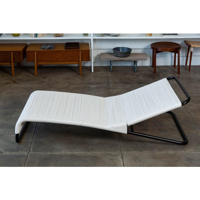 Mid-Century Modern Van Keppel-Green Chaise Lounge For Sale - Image 3 of 11