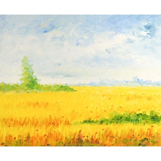 French Impressionist Landscape Painting For Sale