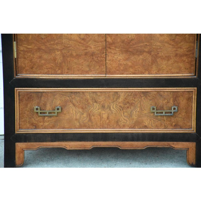 Century Furniture Chin Hua Collection Armoire - Image 8 of 11