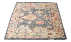Image of Dove Gray Contemporary Handmade Rugs
