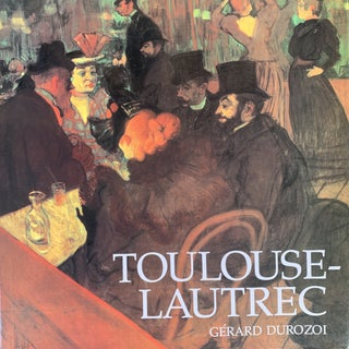 Toulouse Lautrec by Gerard Durozoi Hardcover Book For Sale