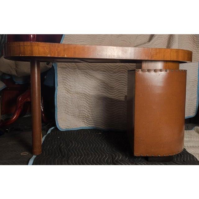 Gilbert Rhode for Herman Miller Kidney Desk - Image 3 of 8