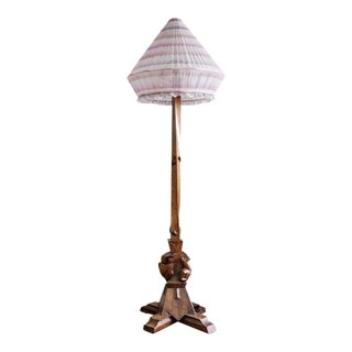 FRITZ AUGUST BREHUAS de GROOT FLOOR LAMP