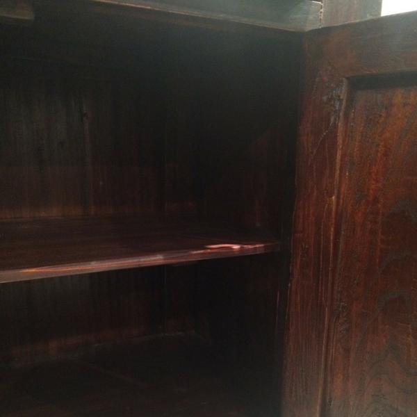 1900s Chinese Dark Wood Chest For Sale In Greensboro - Image 6 of 7