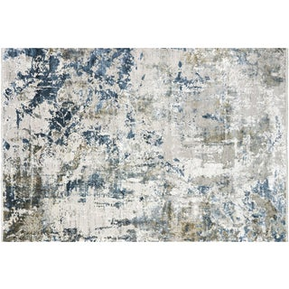 "Nalbandian - Contemporary Turkish Cosmos Rug - 5'3"" X 7'7"" For Sale"