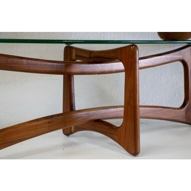 Adrian Pearsall Mid Century Modern Coffee Table - Image 8 of 9
