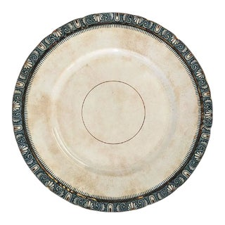 Late 19th Century Antique John Edwards Terre Ophir Plate For Sale