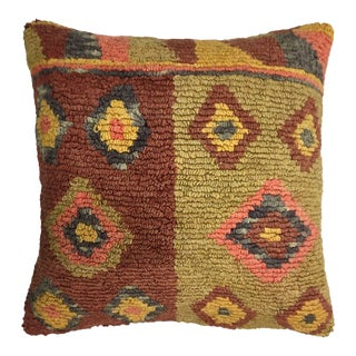 """Rug & Relic Carpet Pillow 