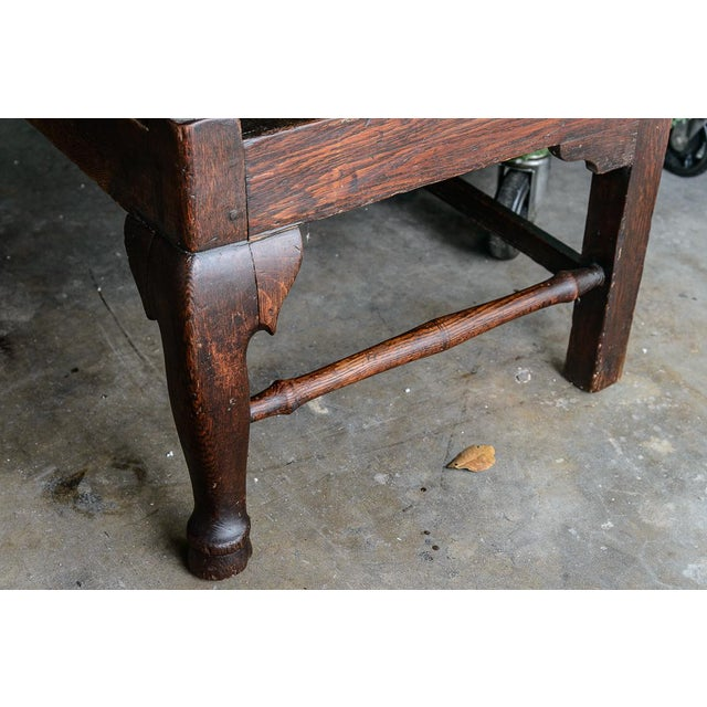 Mid 19th Century 19th Century Settee For Sale - Image 5 of 6