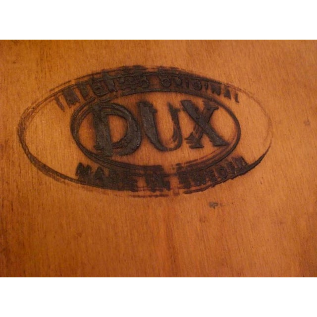 DUX Danish Modern Chairs - Set of 4 For Sale - Image 4 of 7