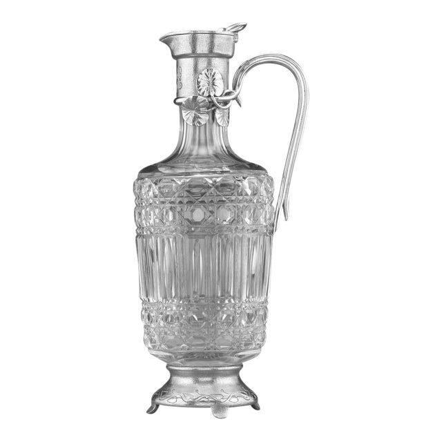 Faberge Claret Jug For Sale