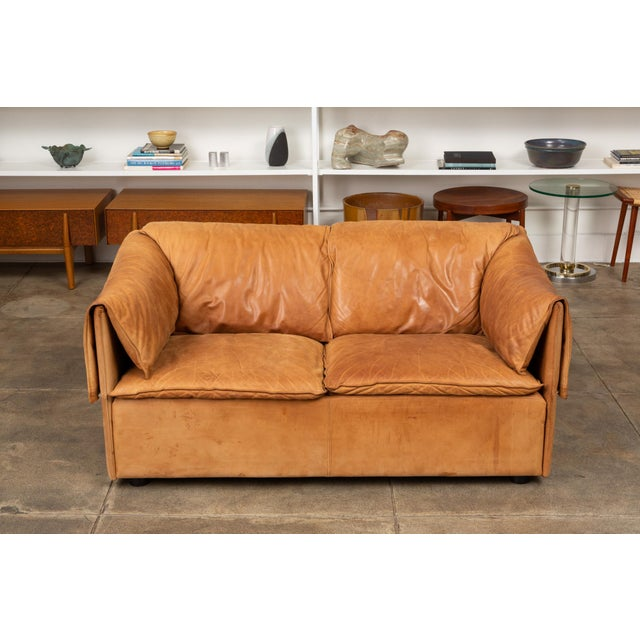 Mid-Century Modern Lotus Sofa by Niels Bendtsen for Niels Eilersen For Sale - Image 3 of 11