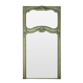 Belle époque Era Double Paneled Mirror For Sale