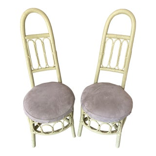 1960s Vintage Albini Chairs - a Pair For Sale