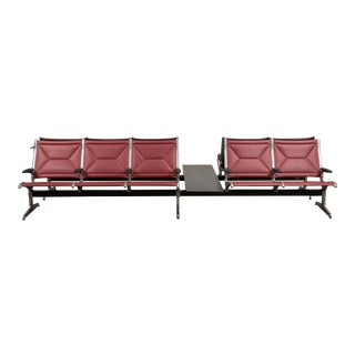 Eames for Herman Miller Tandem Sling Seating System For Sale