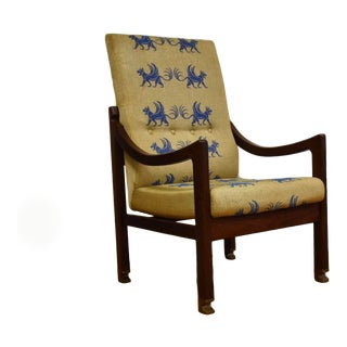 Ib Kofod Larsen Megiddo Lounge Chair For Sale