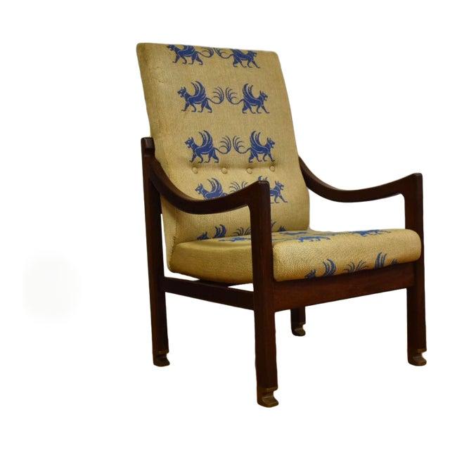 Ib Kofod Larsen Megiddo Lounge Chair For Sale