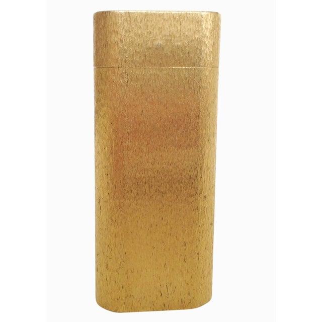 Cartier 18-Karat Gold Pocket Lighter For Sale - Image 4 of 7
