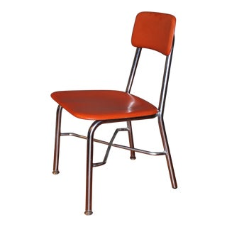 Mid Century Modern Heywood Wakefield Hey Woodite Children's School Chair For Sale