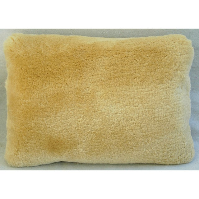 Pierre Frey Plush Lambswool Pillows - A Pair - Image 5 of 10