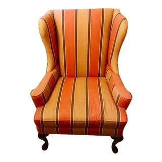 1970's Vintage Pearson Wingback Chair